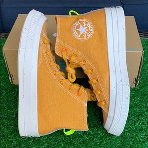 Converse CHUCK 70 Hi saffron yellow/lemon venom WM